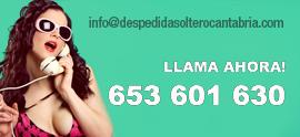 Telefono despedidas de soltero en Cantabria
